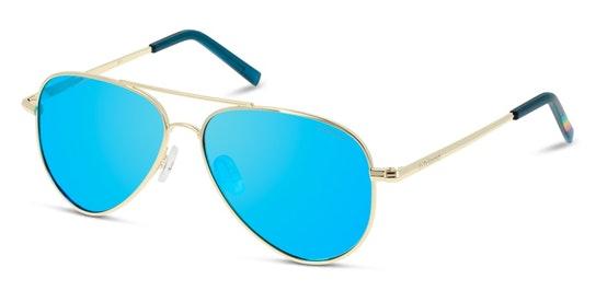 PLD 8015/N Children's Sunglasses Blue / Gold
