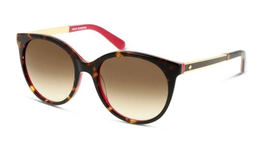 Amaya Women's Sunglasses Brown / Tortoise Shell