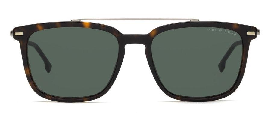 Hugo Boss BOSS 0930/S Men's Sunglasses Green / Tortoise Shell