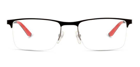 CA 8810 Men's Glasses Transparent / Black