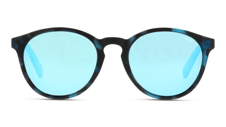 Polaroid Kids PLD 8024/S Children's Sunglasses Brown / Havana