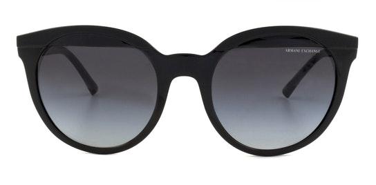 AX 4086S Women's Sunglasses Grey / Black