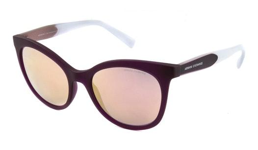 AX 4094S Women's Sunglasses Gold / Red