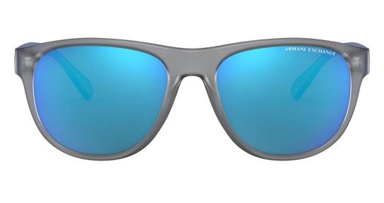 AX 4096S Men's Sunglasses Blue / Grey