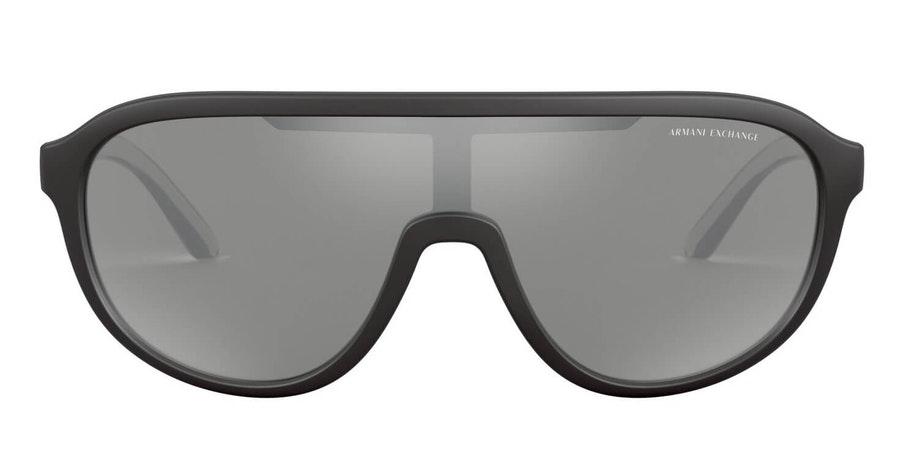Armani Exchange AX 4099S (80786G) Sunglasses Grey / Black