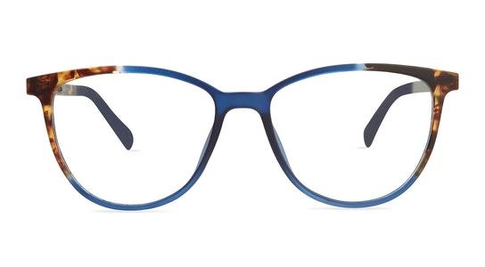 Marne 689 Women's Glasses Transparent / Blue