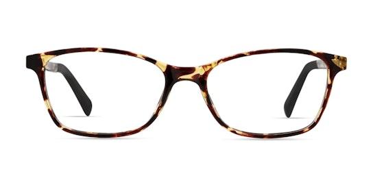 Desna 689 Women's Glasses Transparent / Yellow