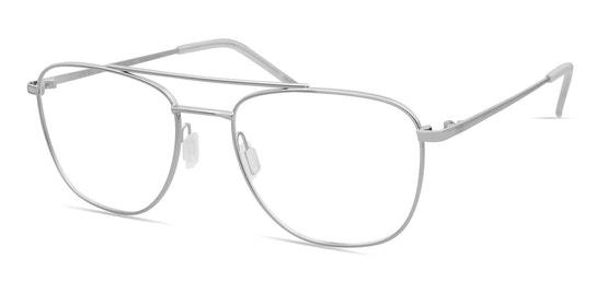 Edinburgh 689 Men's Glasses Transparent / Silver