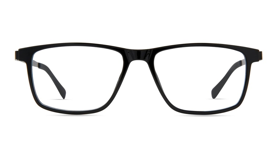 Eco Sanaga 689 Men's Glasses Black