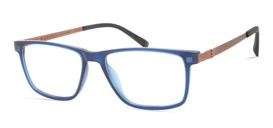 Sanaga 689 Men's Glasses Transparent / Blue