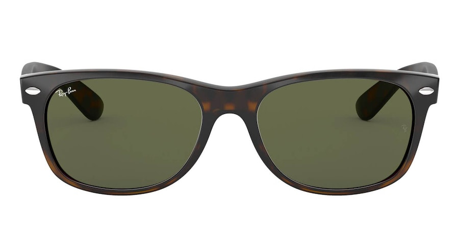 Ray-Ban New Wayfarer RB 2132 Men's Sunglasses Green/Tortoise Shell