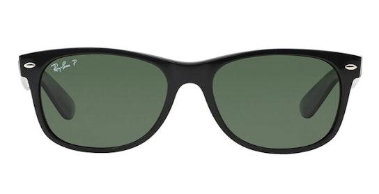 New Wayfarer Classic RB 2132 Unisex Sunglasses Green / Black