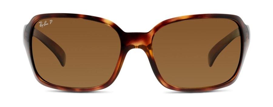 Ray-Ban RB 4068 Sunglasses Brown / Tortoise Shell