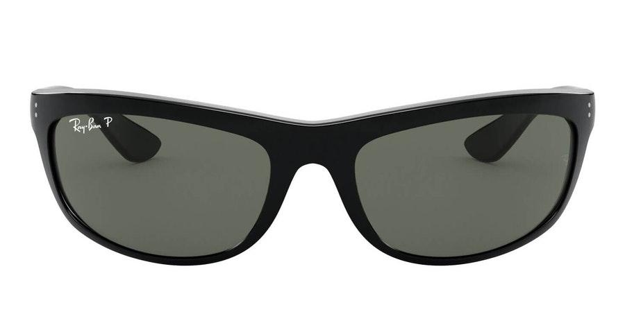 Ray-Ban Balorama RB 4089 Men's Sunglasses Green/Black