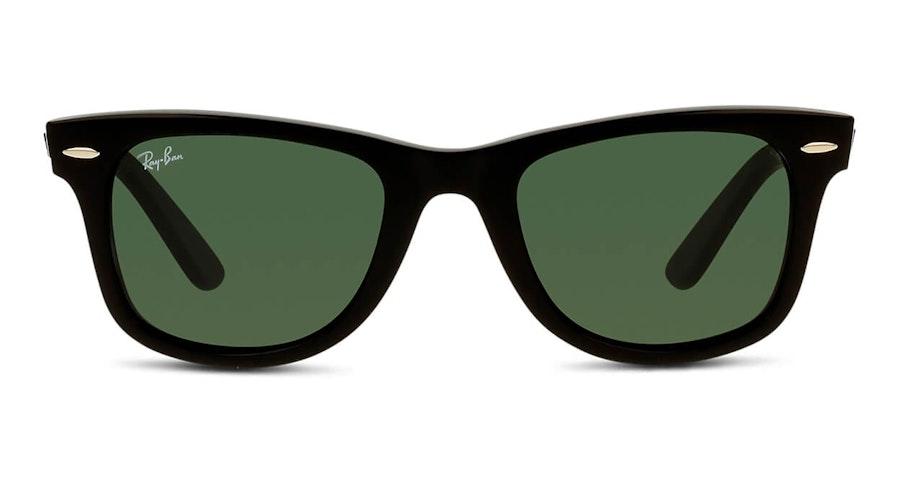 Ray-Ban Wayfarer RB 2140 Unisex Sunglasses Green / Black