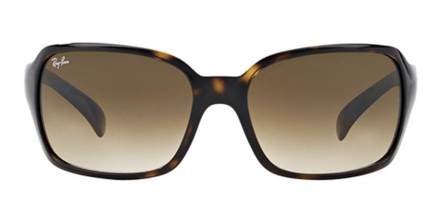 Ray-Ban RB 4068 Women's Sunglasses Brown / Tortoise Shell