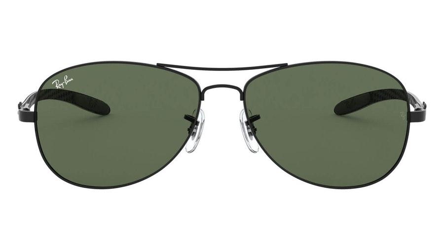 Ray-Ban RB 8301 Men's Sunglasses Green / Black