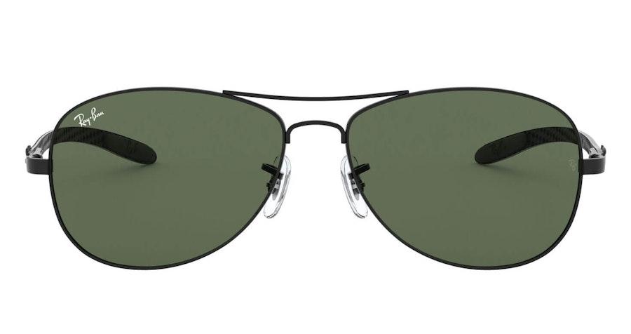 Ray-Ban RB 8301 Men's Sunglasses Green/Black