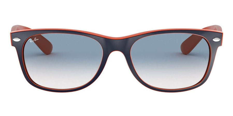 Ray-Ban New Wayfarer RB 2132 Men's Sunglasses Blue / Blue