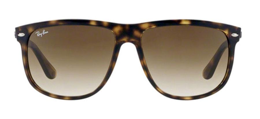 Ray-Ban RB 4147 (710/51) Sunglasses Brown / Tortoise Shell