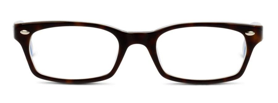Ray-Ban RX 5150 Women's Glasses Brown