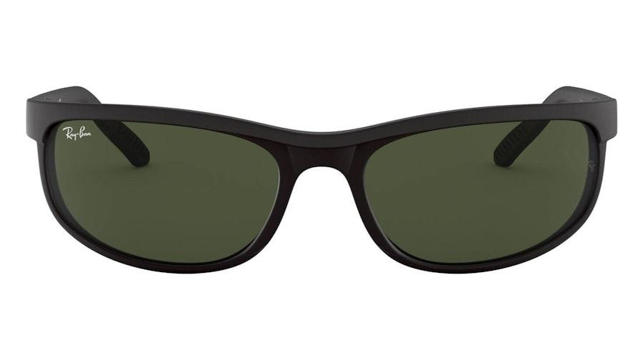 Ray-Ban Predator 2 RB 2027 Men's Sunglasses Green / Black
