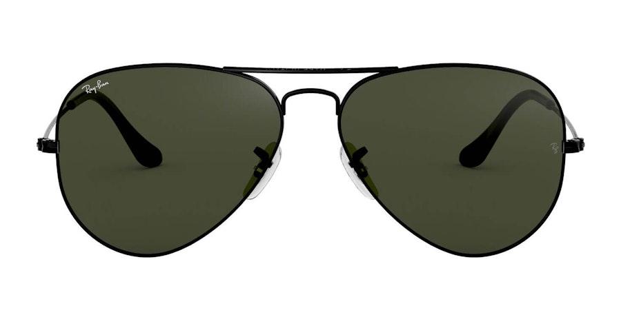 Ray-Ban Aviator RB 3025 (L2823) Sunglasses Green / Black
