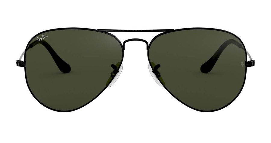 Ray-Ban Aviator RB 3025 Men's Sunglasses Green/Black