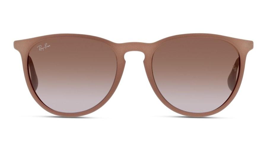 Ray-Ban Erika RB 4171 (600068) Sunglasses Brown / Beige