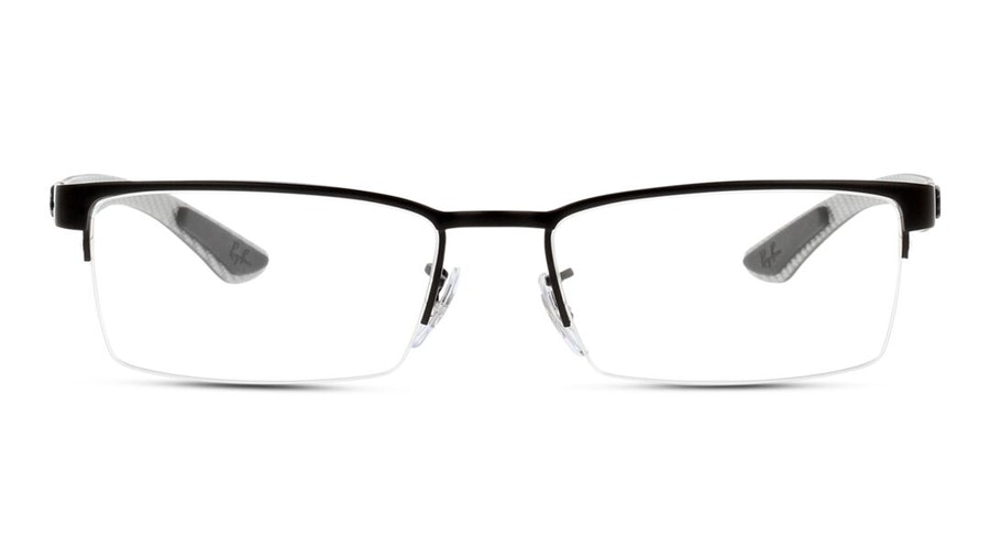 Ray-Ban RX 8724 Men's Glasses Black