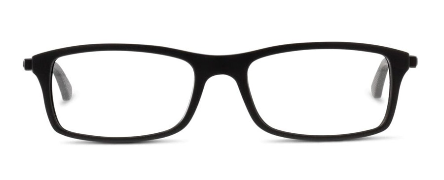 Ray-Ban RX 7017 Men's Glasses Black