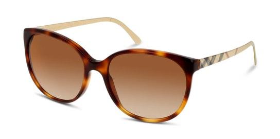 BE 4146 Women's Sunglasses Brown / Havana