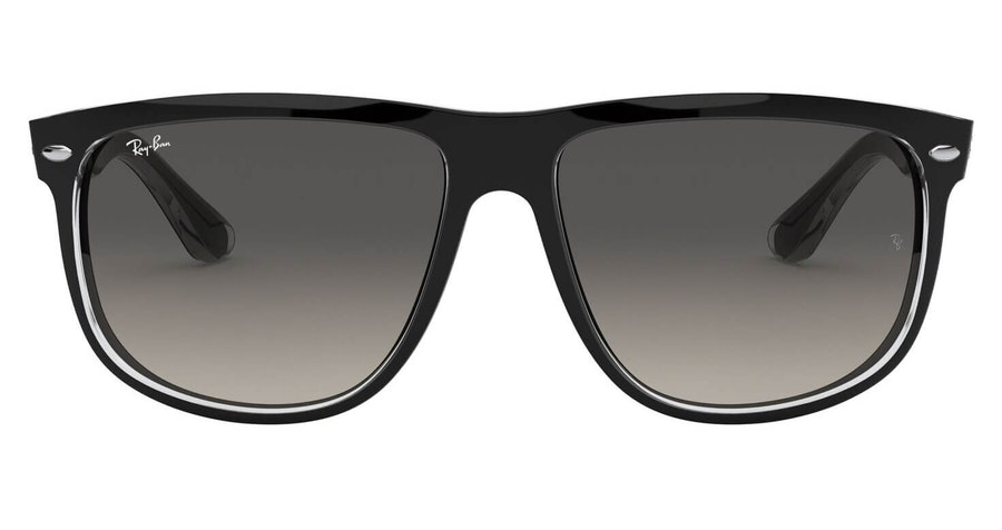 Ray-Ban Boyfriend RB 4147 Men's Sunglasses Grey/Black