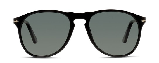 PO 9649S Men's Sunglasses Green / Black