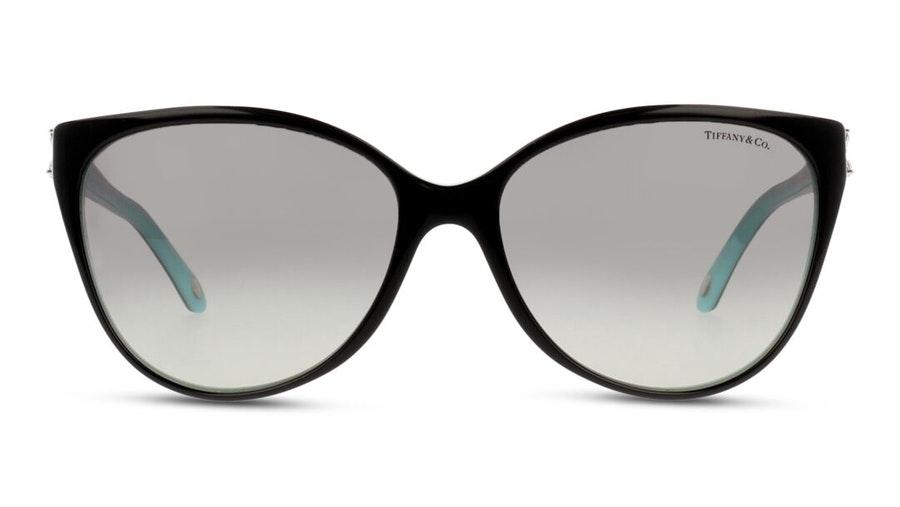 Tiffany & Co TF 4089B (80553C) Sunglasses Grey / Black