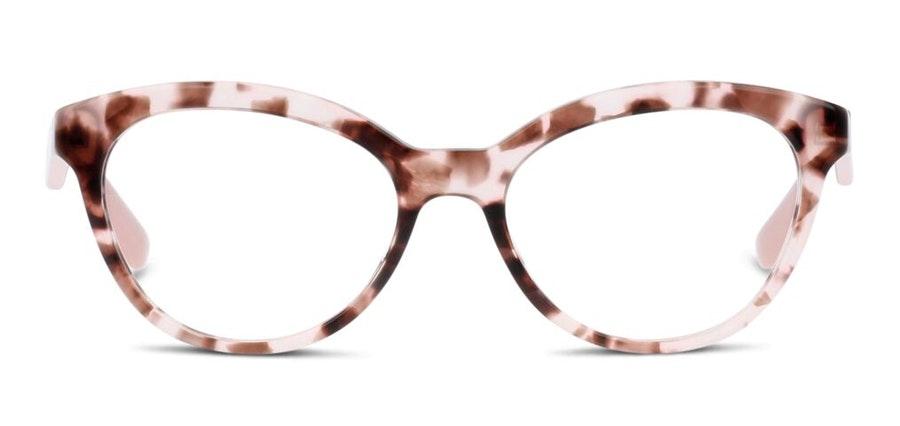Prada Triangle PR 11RV Women's Glasses Tortoise Shell