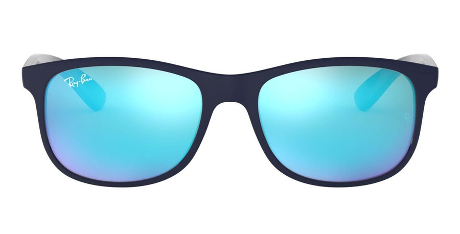 Ray-Ban Andy RB 4202 Men's Sunglasses Blue/Blue