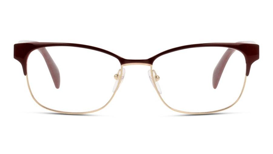 Prada PR 65RV Women's Glasses Red