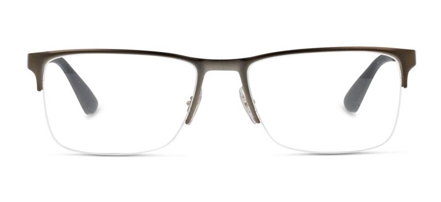 Ray-Ban RX 6335 (2855) Glasses Silver