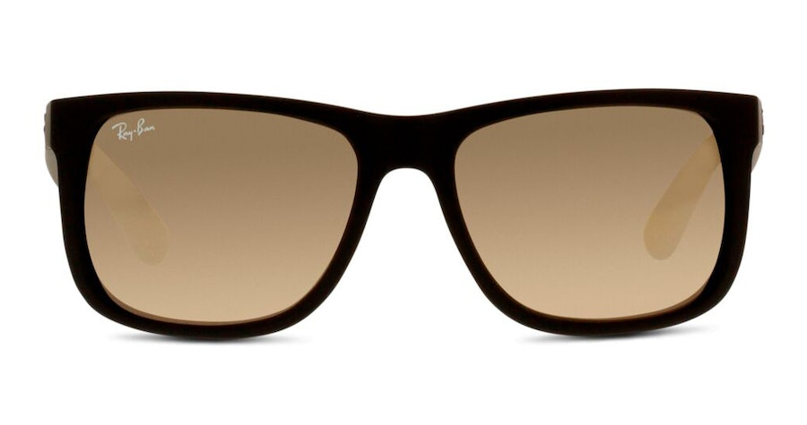 Ray-Ban Justin RB 4165 Men's Sunglasses Gold/Black