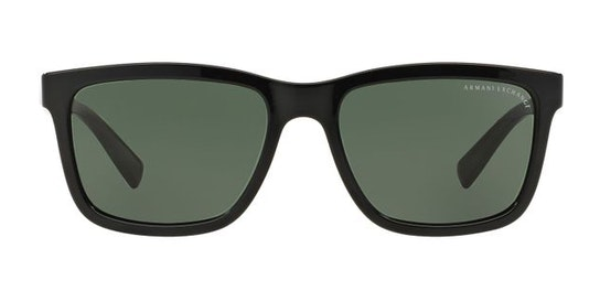 AX 4045S Men's Sunglasses Green / Black