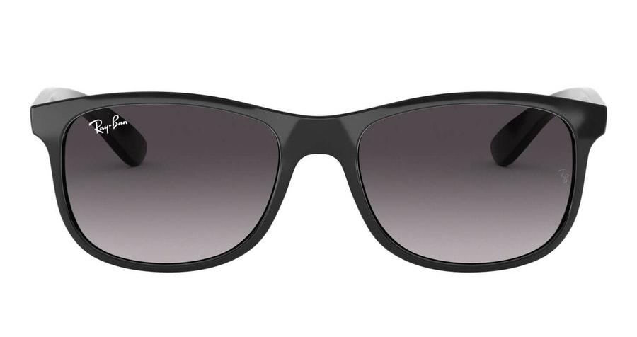Ray-Ban Andy RB 4202 Men's Sunglasses Grey / Black