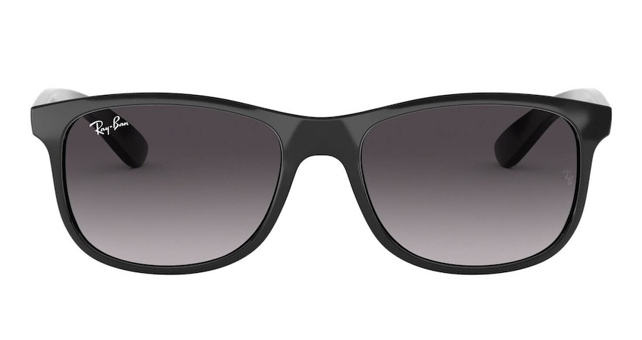 Ray-Ban Andy RB 4202 Men's Sunglasses Grey/Black