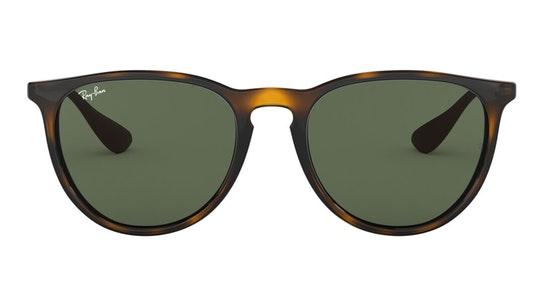 Erika RB 4171 (710/71) Sunglasses Green / Tortoise Shell