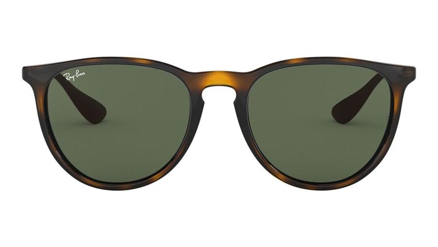 Ray-Ban Erika RB 4171 Women's Sunglasses Green / Tortoise Shell