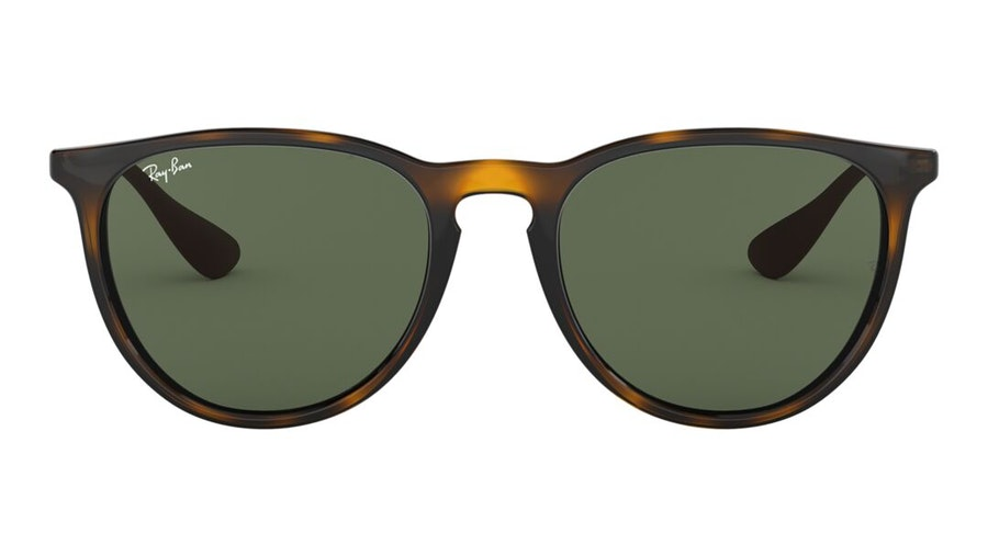 Ray-Ban Erika RB 4171 Women's Sunglasses Green/Tortoise Shell