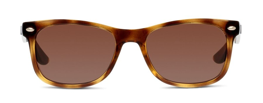 Ray-Ban Juniors RJ 9052S (152/73) Children's Sunglasses Brown / Tortoise Shell