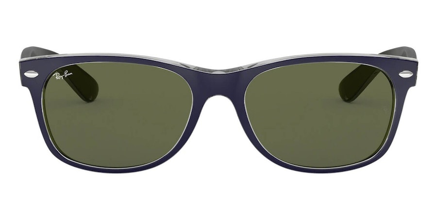 Ray-Ban New Wayfarer RB 2132 Men's Sunglasses Green/Green
