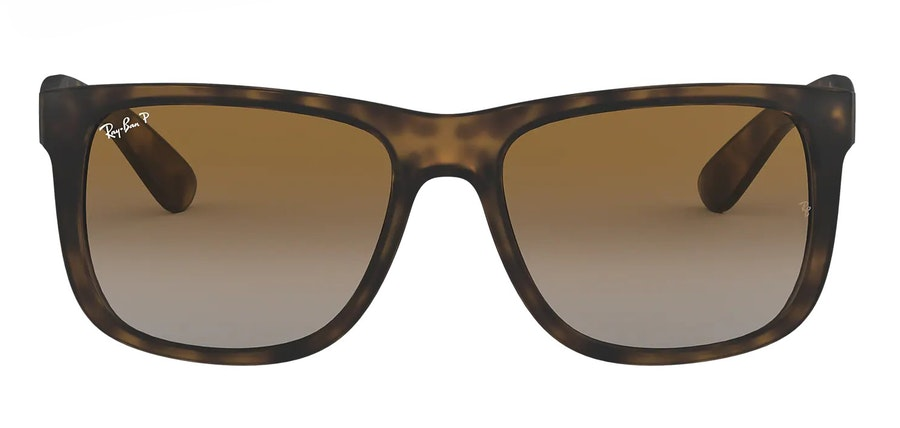 Ray-Ban Justin RB 4165 Men's Sunglasses Brown / Tortoise Shell
