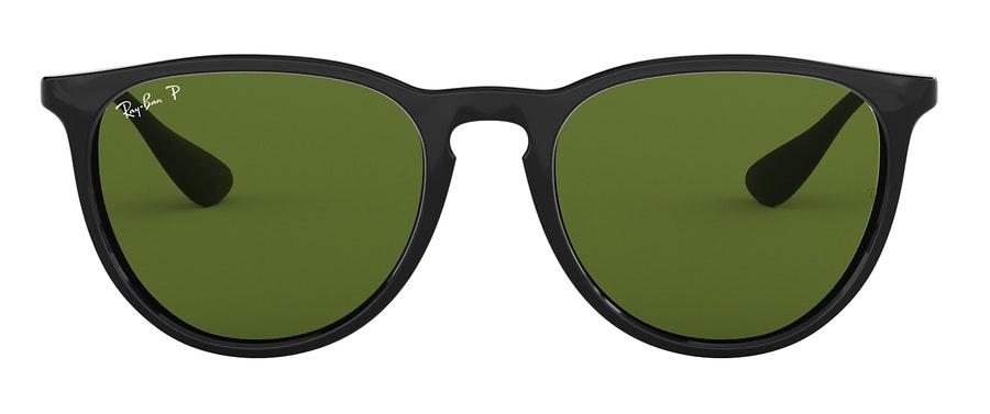 Ray-Ban Erika RB 4171 Women's Sunglasses Green / Black